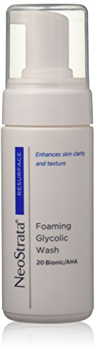 Neostrata Glycolic Wash (NeoStrata Foaming AHA 20 ? Glycolic Wash, 3.4 Fluid Ounce)