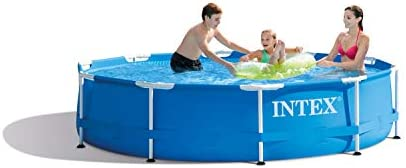 Intex 56999GS - Piscina tubular (circular), 305 x 76 cm: Amazon.es: Jardín