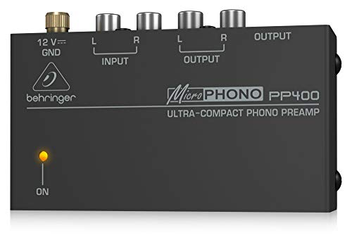 Behringer Microphono Pp400 UltraCompact