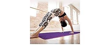 Tapis de yoga J-PG/® avec surface antid/érapante