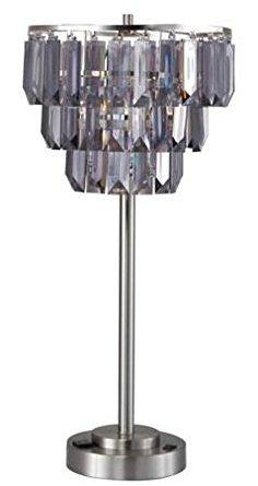Major-Q Decorative Designer Crystal Like Floor Lamp