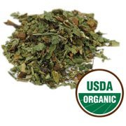 Comfrey Leaves - Comfrey Leaf Cut & Sifted Organic - Symphytum officinale, 4 Oz,(Starwest Botanicals)