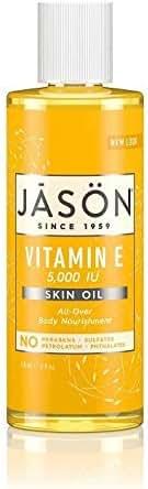 Vitamin E 5000 I.U. Skin Oil 5000 Iu 4 fl Ounce (118 ml) Liquid (packaging may vary)