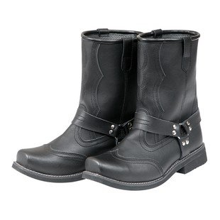 Cruiser Motorcycle Boots - 7