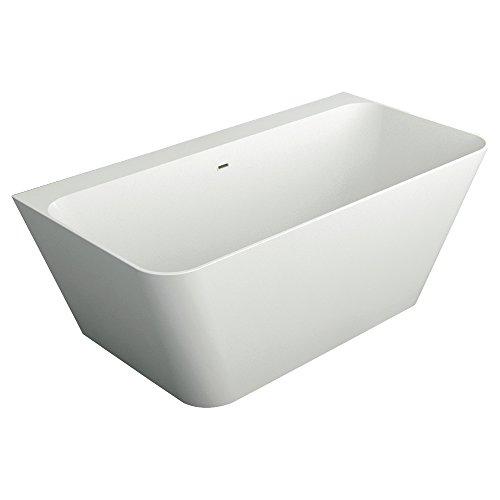 Transolid SGL6731-01 Glenwood Freestanding Bathtub, 67 x 32 x 24-Inch, White