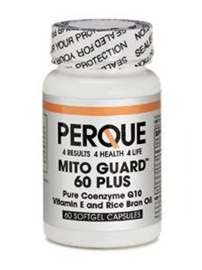 Mito Guard 60 Plus - 60 Softgels Capsules by (Guard 60 Capsules)
