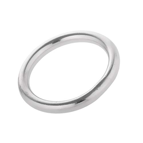 MOPOLIS 304 Stainless Steel Round O Ring - 12 Different Sizes to Choose from | Size - 640mm