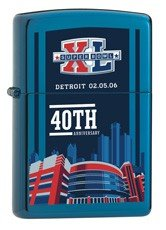 Zippo NFL Superbowl 40th Ltd. Edition - 40th Edition Limited