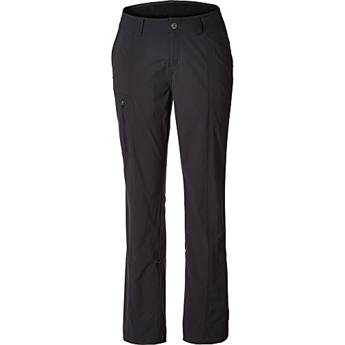 Insect Shield Barrier - Royal Robbins Women's Bug Barrier Discovery Iii Pants, Jet Black, Size 16