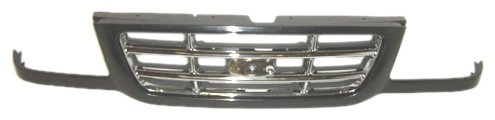 OE Replacement Ford Ranger Grille Assembly (Partslink Number FO1200394)