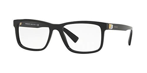 Versace Men's VE3253 Eyeglasses 55mm by Versace