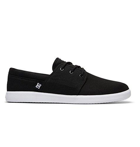 white Shoes Haven Homme Schuhe Black black Chaussures Herren Skateboard Dc De Noir Pqt0dP