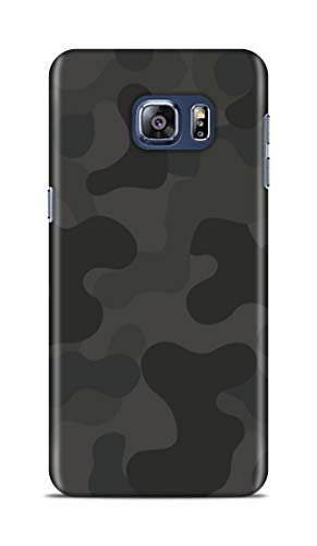 Shengshou Mobile Back Cover For Samsung Galaxy S6 Edge Plus Military Army Pattern Abc471M37314   Multi Coloured