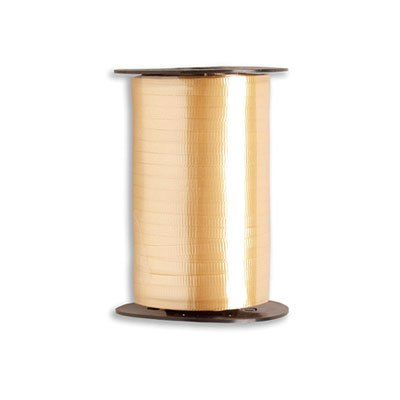 BALLOON WEIGHTS - RIBBON GOLD 500 YARDS #10507, CASE OF 48 by DollarItemDirect