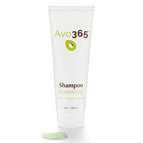 Avo365 Nourishing Shampoo Rosemary Panthenol