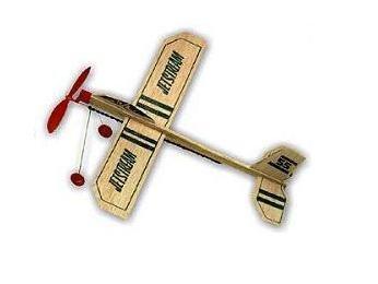 (Guillow Paul K 55 Jetstream Balsa Wood Glider Plane)