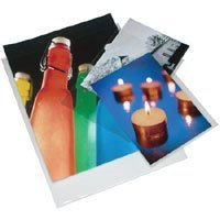 Print File 6-mil Polypropylene Presentation Pockets, 11x14''-100, (11x14-6PR-100) by Print File