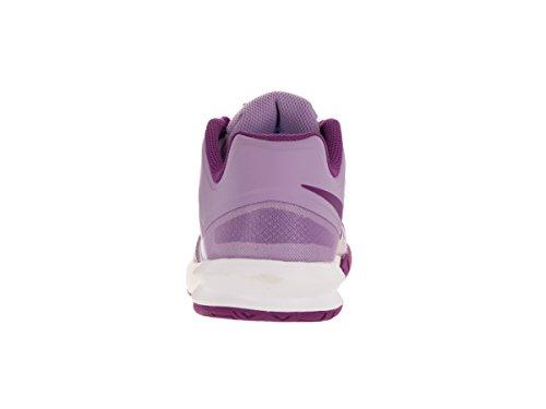 Nike Kvinnor Ballistec Fördel Tennissko Urban Llc / Lsr Orng / Csmc Prpl / Vit