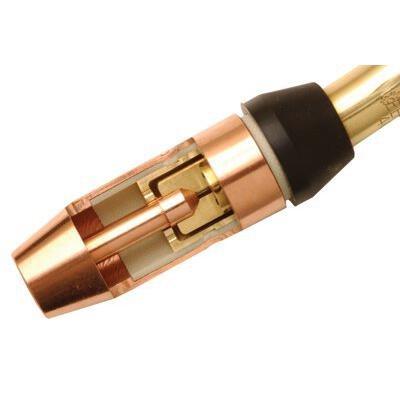 Bernard D-1 Centerfire Diffusers, Gas Diffuser, Brass, for Large (Bernard Mig Guns)