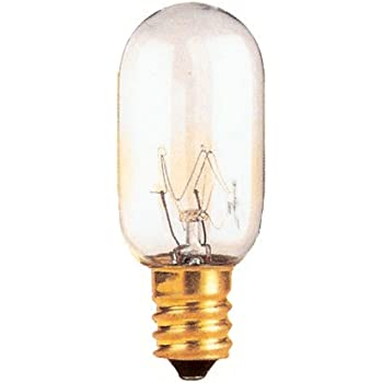 40 watt incandescent bulb 40watt 120volt e12 b type incandescent bulb 3907