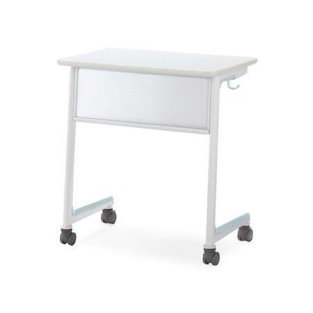コクヨ Campus Desk Act 教育施設用家具 キャンパスデスクアクト(W600) 1人用 網棚 スチール幕板 奥行き400タイプ 本体カラー:SAW/天板カラー:P1M B00AT812RI SAW-P1M SAW-P1M