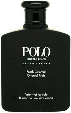 Ralph Lauren Polo Double Black Homme 125 ml EDT SP: Amazon.es: Belleza