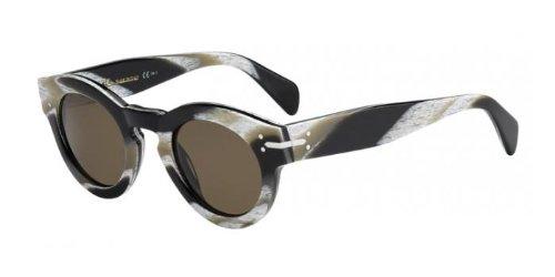 Gafas de Sol Celine CL 41045/S DK HORN: Amazon.es: Ropa y ...