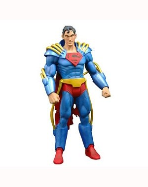 DC Universe Classics: All Stars Wave 1 Superboy Prime 6 inch Action Figure by DC Comics