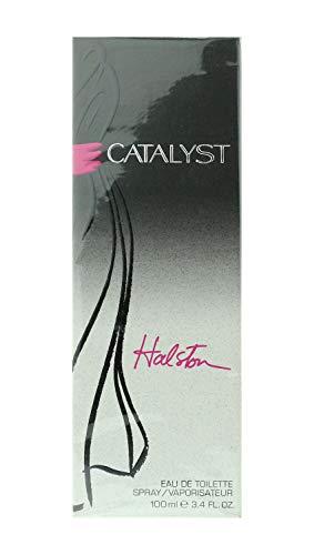 Catalyst By Halston For Women. Eau De Toilette Spray 3.4 - Women Cologne Halston