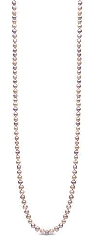Kimura Pearls Femme  925  Argent #Silver Rond  Perle d'eau douce chinoise Multicolore Perle