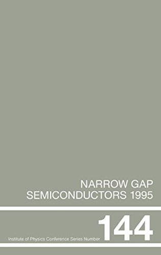 Narrow Gap Semiconductors 1995: Proceedings of the Seventh International Conference on Narrow Gap Semiconductors, Santa Fe, New Mexico, 8-12 January 1995 (Institute of Physics Conference Series)