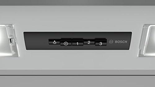 Bosch Serie 2 DEM66AC00 - Campana (620 m³/h, Canalizado/Recirculación, B, A, C, 70 dB): Amazon.es: Hogar