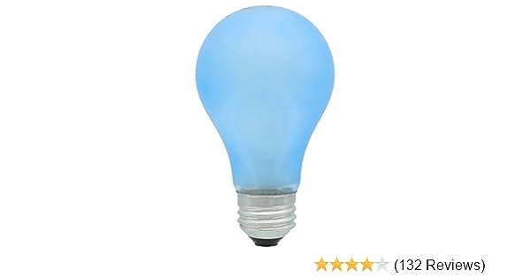 Phillips 429480 A19 60-Watt Medium Base Incandescent E26 120 Volt Agro-Lite Indoor Light Bulb for Plants - Incandescent Bulbs - Amazon.com