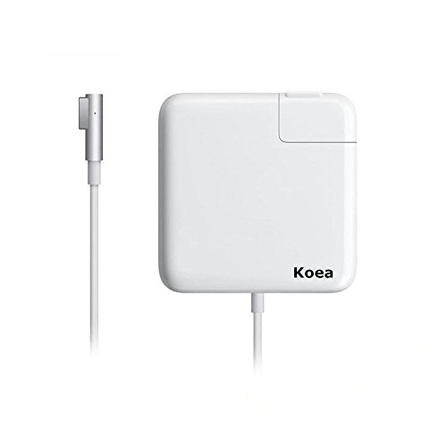 Macbook Pro Charger, Replacement 60WL-Tip Magsafe Power Adapter for Macbook Pro Charger 13-inch (Before Mid 2012 Models) by koea