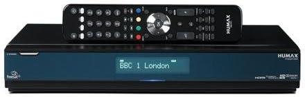 Old model Requires Satellite Dish Humax Foxsat HDR 1TB Freesat HD Digital TV Recorder