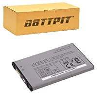 Battpit™ New Cell Phone Battery Replacement for LG Optimus One (1500 mAh) (Ship From Canada)