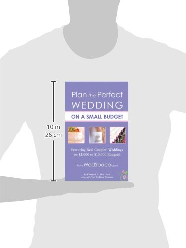 amazoncom plan the perfect wedding on a small budget featuring real couples weddings on 2000 to 10000 budgets 9781936061266 alex a lluch books