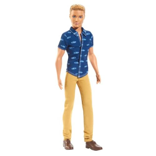 Poupée Barbie : Ken Fashionistas : Blond