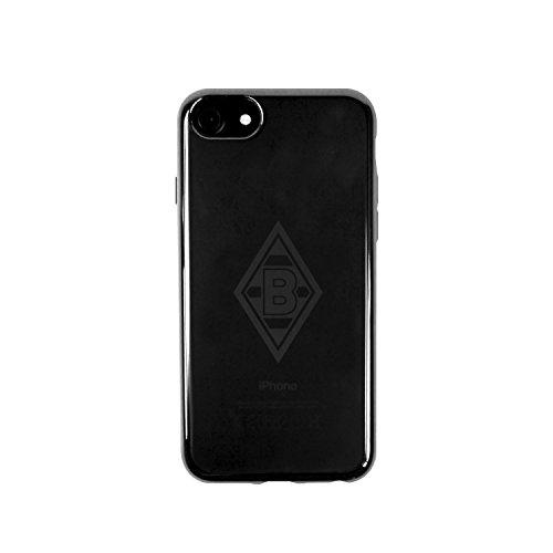 Borussia Mönchengladbach Pro Case - Mittelstürmer - iPhone 8, iPhone 7 und iPhone 6 Hülle Schwarz