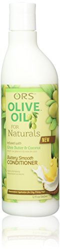 - ORS Olive Oil for Naturals Buttery Smooth Conditioner
