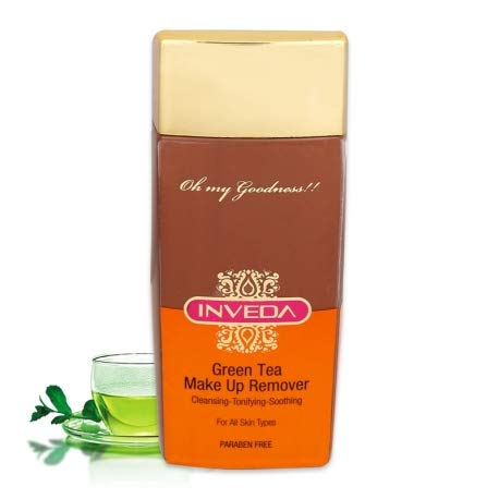 Inveda Green Tea Make Up Remover from Inveda