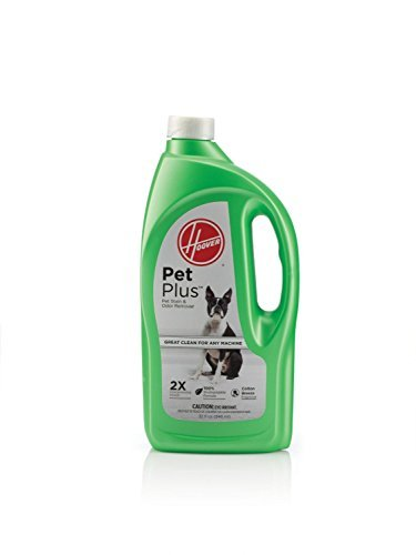 Kitchen & Housewares : Hoover Pet Plus 2X Concentrated Carpet Cleaner