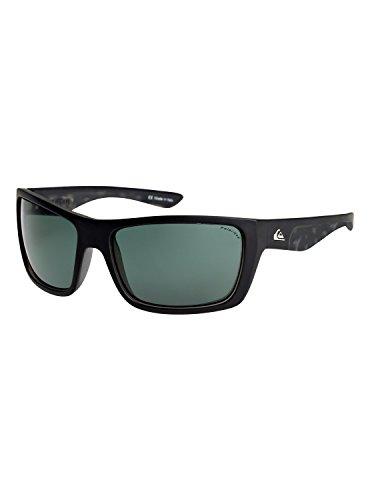Gafas Black para Polarised Plz EQYEY03018 Hombre Hideout Tortoise Green de Quiksilver sol g744wq