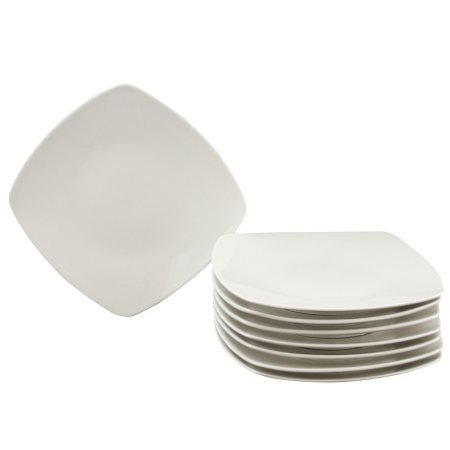 Gibson Zen Buffetware 8 Piece Dinner Plate