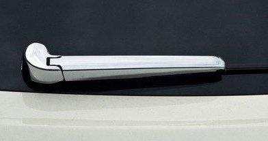 Accesorios para Audi A1 cromo - Limpiaparabrisas Tuning Tapacubos: Amazon.es: Coche y moto