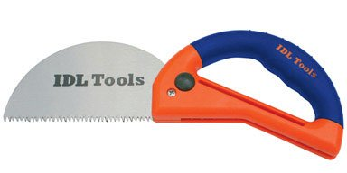 - IDL Tools SS1000 CircSaw Compact Folding Hand Saw