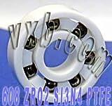 608 Full Ceramic Skate Bearing ZrO2/Si3N4 8x22x7 Ball Bearings VXB Brand