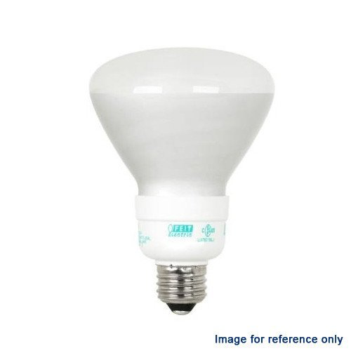 (8 Pack, Feit Electric R30 Reflector 65W Replacement Bulb, Uses 15W)