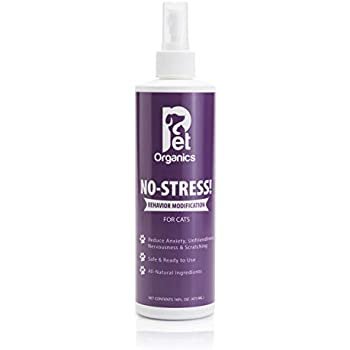 Amazon com : Nature's Miracle Just for Cats Calming Spray