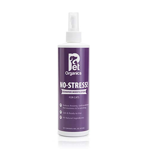 Pet Organics No-Stress Spray for Cats